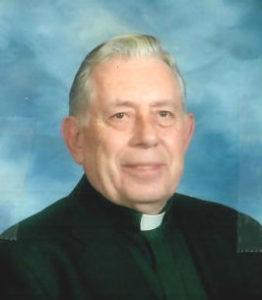 Obituary, Rev. John Lawrence Durkin