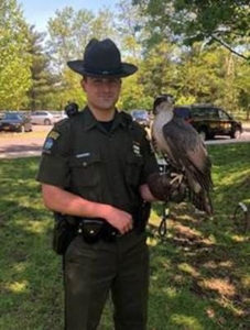 DEC Environmental Conservation Police Officer Highlights for Early May
