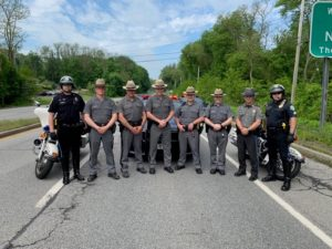 State Police conduct occupant safety check in Southeast