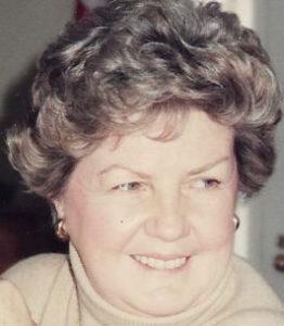 Obituary, Margaret McEnroe Wilcox