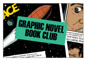 Upcoming events at The Pawling Library, Graphic Novel Book Club, Multi-Generational Legacy Planning