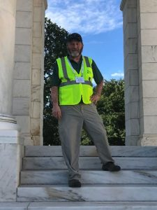 DOVER PLAINS RESIDENT MICHAEL LIFFLAND GIVES BACK BY VOLUNTEERING AT ANNUAL LANDSCAPE INDUSTRY SERVICE EVENT AT ARLINGTON NATIONAL CEMETERY