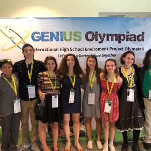 Pawling students excel in GENIUS Olympiad