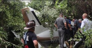 Plane Crashes in the Town of Wappinger