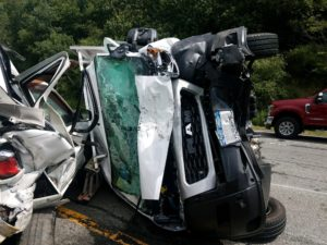 State Police investigate serious personal injury crash on I-84 in Southeast