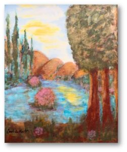 Art Display and Reception featuring the Artwork of Carol-Lee Kantor