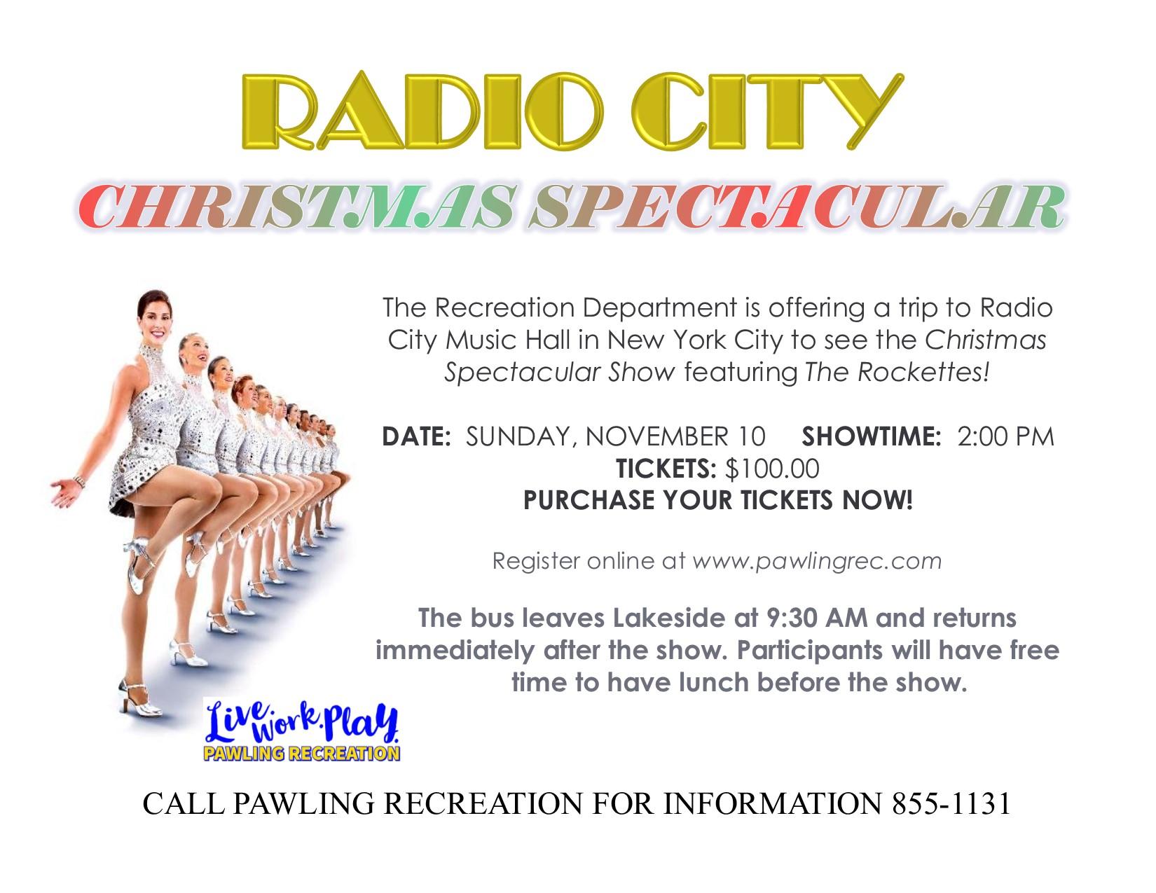 Radio City online dating