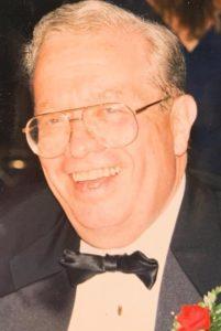 Obituary, Raymond Keith Vaughan