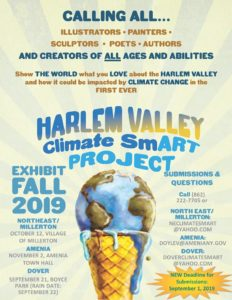 Harlem Valley Climate SmART Project!