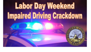 Dutchess County Participating in Statewide STOP-DWI Labor Day Crackdown Enforcement Effort