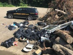 DEC Environmental Conservation Police Officer Highlights for Late July to Early August