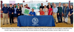 Dutchess County Hosts 5th Annual Agricultural Forum