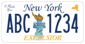 Governor Launches Statewide Survey Allowing New Yorkers to Choose State's New License Plate Design