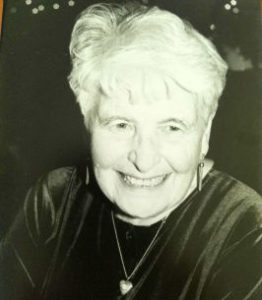 Obituary, Roberta Mansfield