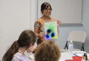 Soul Painting at the Pawling Library