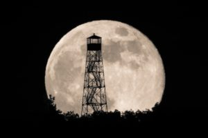 Stissing Firetower to Participate in 6th Annual Lighting of the Fire Tower