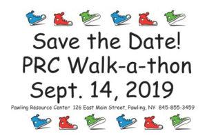 Pawling Resource Center Walk-a-thon!