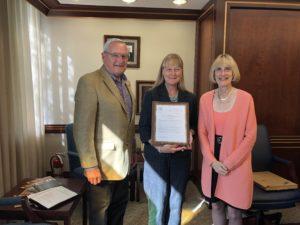 Anita Broast of Germantown has been granted Professor Emerita status at Columbia-Greene Community College