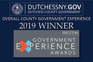 Dutchess County Government Nationally Honored for Redesigned DutchessNY.gov