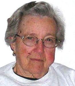 Obituary, Jeanne L. Allen