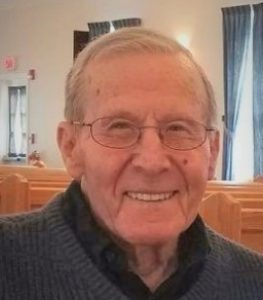 Obituary, Kenneth E. Grey