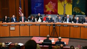 Assemblymember Barrett hosts Veterans Committee hearing on veterans benefits