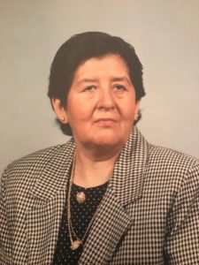 Obituary, Irene Benites