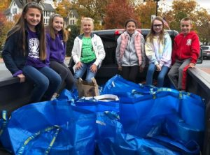 Getting in the Halloween spirit with afooddrivefor thePawlingResource Center