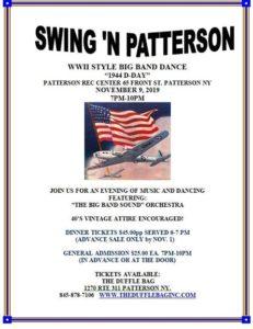SWING'N PATTERSON