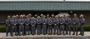 Troop K welcomes a wave of new Troopers