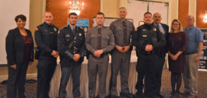 "25th Annual STOP-DWI Law Enforcement Awards Honor Local ""TOP COPS"""