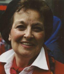 Obituary, Marlena Mittel