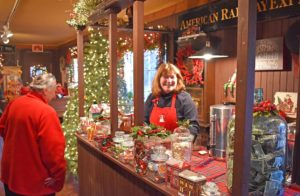 Christmas/Holiday Show opens at Merwinsville Hotel Thanksgiving Weekend