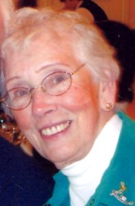 Obituary, Alice Bueti