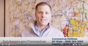 County Executive Molinaro's COVID-19 Update Video 3.31.20