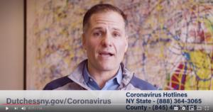 Executive Molinaro's COVID-19 Update 3.30.20 video