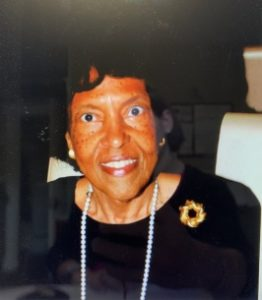 Obituary, Yvonne V. Goldson