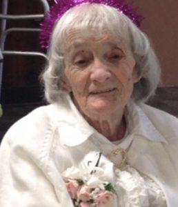 Obituary, Thelma V. Brunow