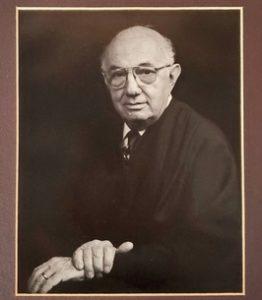 Obituary,The Honorable Francis X. Egitto