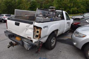 Stolen vehicle arrest in Lagrange