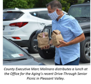 Office for the Aging Set to Serve 4,000+ Seniors During 2020 'Drive-Through' Picnic Series
