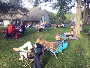 Sherman Chamber Ensemble Ooutdoor Concerts Continue
