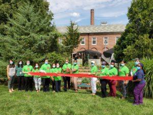 Burke Rehabilitation Hospital Launches Community Garden