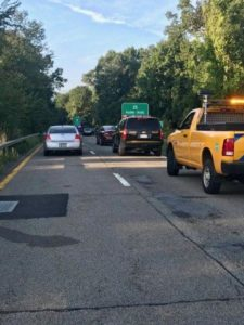 Fatal crash on the Taconic State Parkway