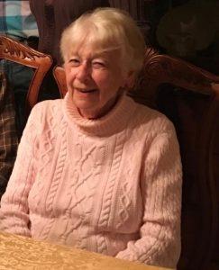 Obituary, Nancy Burhans