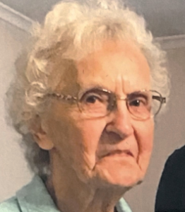 Obituary, Martha L. Pulver