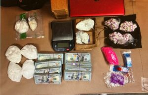 Drug ring arrests in Columbia County