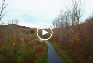 Final Work on Harlem Valley Rail Trail Complete 23 miles of continuous trail now open!