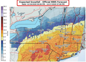 Dutchess County Braces for Significant Winter Storm