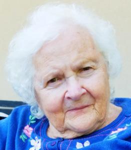 Obituary, Anna Belas